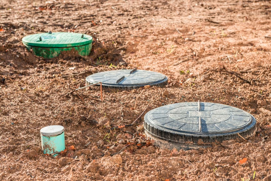 How To Find Your Septic Tank Cover